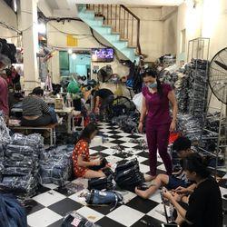 Xưởng quần sọt jean cao cấp Anfa giá sỉ