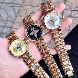 Đồng hồ vàng hoa văn giá sỉ