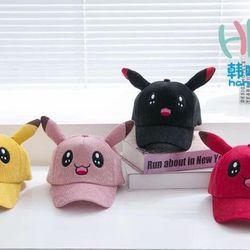 Mũ Pikachu Lưỡi Trai Mặt Cười Cho Bé giá sỉ