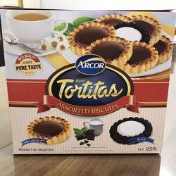 Bánh Arcor Tortitas 250gr - Hộp Giấy giá sỉ