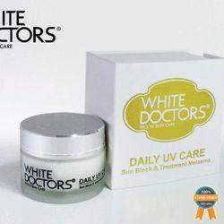 Mỹ phẩm White Doctors Kem chống nắng trị nám White Doctors Daily UV Care 40ml giá sỉ giá bán buôn giá sỉ