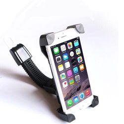 ĐỔ SỈ Giá đỡ điện thoại xe máy - lắp gương - LOẠI XỊN - giá sỉ