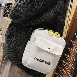 Túi đeo chéo siêu cute đặc biệt thiết kế lổ nhỏ để dây tai nghe và nhiều ngăn thông dụng giá sỉ