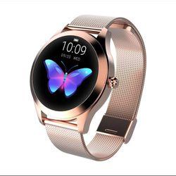 Smart Watch Đẹp Xuất Sắc Cho Các Chị Em Liên Hệ Để Mua Lẻ giá sỉ
