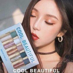 Set Nhũ Mắt Hold Live Cool Beauty