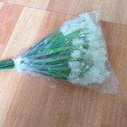 Hoa giả - Điểm chôm chôm - Phụ liệu cắm hoa