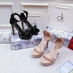 Giày sandal đúp gót 12f hậu bít giá sỉ, giá bán buôn