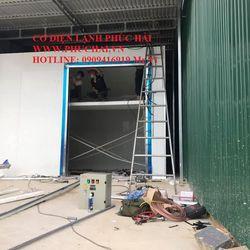 Kho lạnh bảo quản chuối Daknang Lâm Đồng giá sỉ