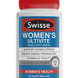 Vitamin tổng hợp cho nữ Swisse Womens Ultivite 120 viên giá sỉ