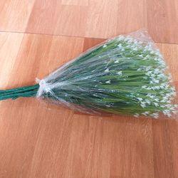 Hoa giả - Cỏ sao đêm - Phụ liệu cắm hoa
