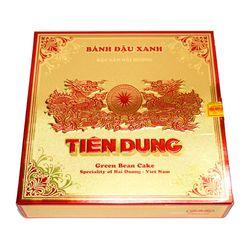 Bánh Đậu Xanh Tiên Dung HỘP VUÔNG CHỮ PHÚC Quà Tết 650g - Đặc Sản Hải Dương - Date Mới Tvbmart giá sỉ