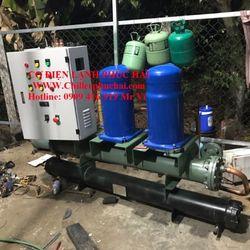 Lắp đặt hệ thống chiller giải nhiệt nước giá sỉ, giá bán buôn