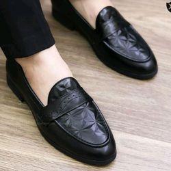 Giày lười nam mẫu dio 3D siêu đẹp giá sỉ