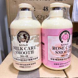 Sữa tắm bò 800ml giá sỉ