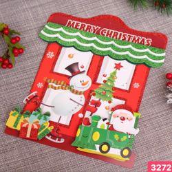 Hình treo Noel loại lớn giá sỉ