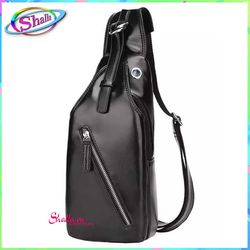 Túi đeo chéo thời trang da bóng nịt kéo GFR22 Shalla giá sỉ