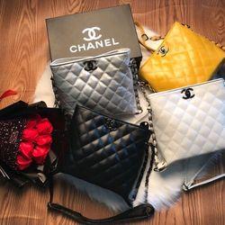 túi Chanel hô bô mới