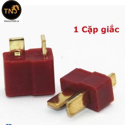 Jack T connector chịu tải cao đực cái