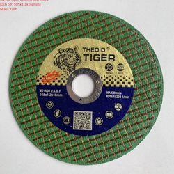 Đá cắt Tiger 1 tấc xanh giá sỉ