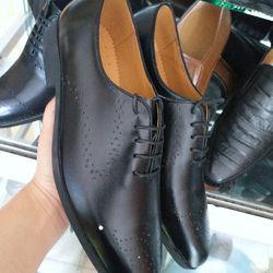 Giày tây nam buộc dây chất da bò siêu mềm giá sỉ