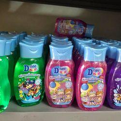 Sữa tắm Dnee Kids về các mùi siêu dễ thương cho bé giá sỉ