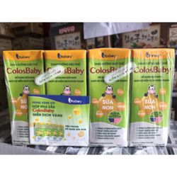 🥰1 Thùng 48 hộp Sữa bột pha sẵn Colos Baby 110ml giá sỉ