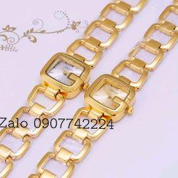 Đồng hồ nữ Guucci xi đẹp giá sỉ