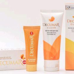 Sửa rửa mặt - Decumar Clean 50ml giá sỉ