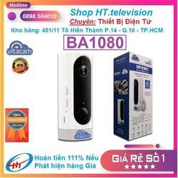VITACAM BA1080 - CAMERA THÔNG MINH TÍCH HỢP PIN - FULLHD 1080 - GÓC RỘNG 130 ĐỘ giá sỉ