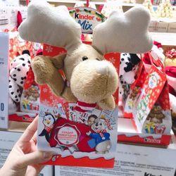 Kẹo Chocolate Kinder Thú Bông - Quà tặng ý nghĩa mùa Giáng sinh 2020 giá sỉ