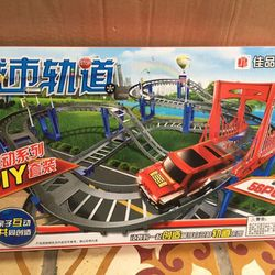 Bộ đồ chơi mô hình đường đua 56 chi tiết giá sỉ, giá bán buôn