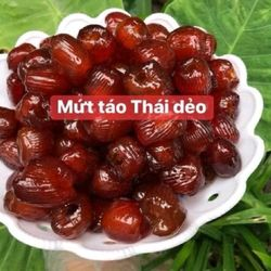 Mứt táo Thái Lan giá sỉ