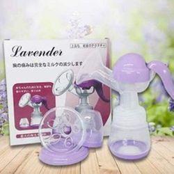 Máy hút sữa tay Lavender Nhật Bản giá sỉ