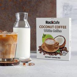 CÀ PHÊ DỪA ROCKCAFE - Cà phê mang Hương vị Tết Việt - Hộp 20 gói x 20g giá sỉ
