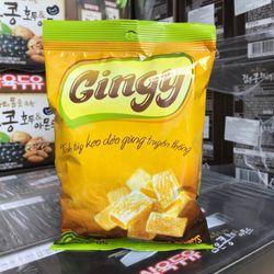 Kẹo dẻo gừng truyền thống Gingy 125g giá sỉ