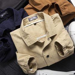 Áo khoác nam tay bo chất kaki cao cấp giá sỉ, giá bán buôn