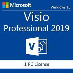Microsoft Visio 2019 Pro 32/64-bit