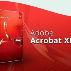 Adobe Acrobat XI Pro – Phần mềm chỉnh sửa pdf