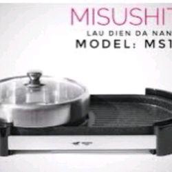 Nồi lẩu nướng điện MISUSHITA giá sỉ giá bán buôn giá sỉ