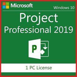 Microsoft Project 2019 Professional 32/64-bit
