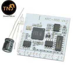SL Mô-đun thu âm thanh stereo Bluetooth 40 KRC-86B/ Bộ khuếch đại loa không dây Tái tạo Mô-đun DIY KRC86B