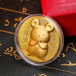 Bao lì xì đồng tiền chuột vàng giá sỉ giá sỉ