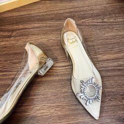 Giày bup bê đá hoa giá sỉ, giá bán buôn