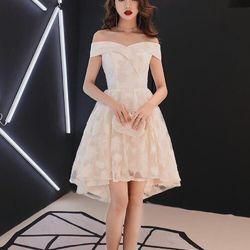 Đầm ren xoè công chúa giá sỉ