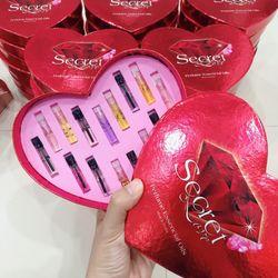 Set test mẫu thử nước hoa trái tim đang hot trên thị trường giá sỉ sll giá sỉ