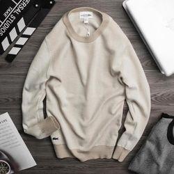 áo len cực dày dặn màu kem giá sỉ