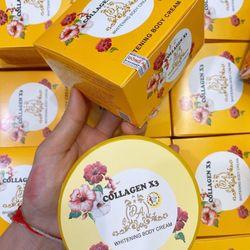 Kem Body Collagen X3 Mới giá sỉ