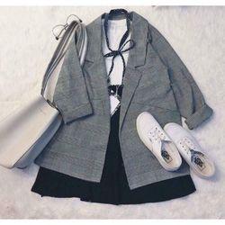 Áo Blazer đủ size A030