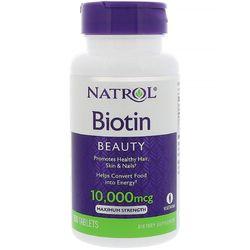 Viên Uống Chống Rụng Tóc Biotin Natrol