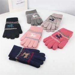 Găng tay trẻ embé 3-6tgăng tay len lông cừuGTTQEA9E5 giá sỉ